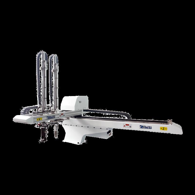 单轴伺服机械手(KSA-750双臂单截)